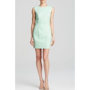 French Connection Mint Green Dress